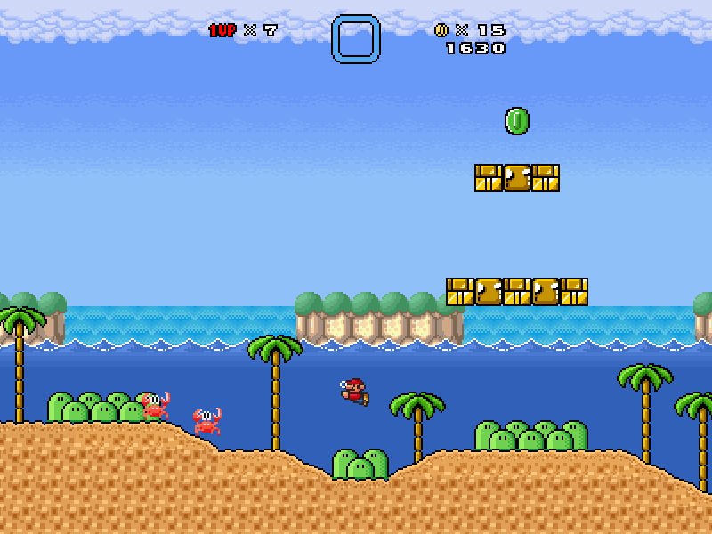 super mario world pc game download free